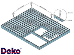 Metal Ceiling | Pyrotech – Leading Professionals in Passive Fire